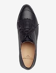 Royal RepubliQ - Elite Fringe Shoe - nauhakengät - black - 3