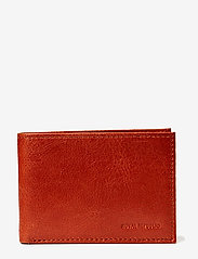 Royal RepubliQ - Nano wallet BLK - lommebøker - cognac - 0
