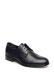 Cast Derby shoe - Classic - BLACK