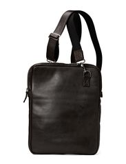Laptop Cover w/strap 16inch - BROWN
