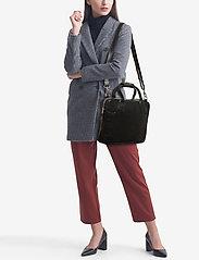 Royal RepubliQ - Nano single bag - laptop-tassen - black - 1