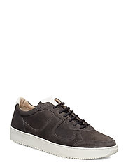 Bolt Oxford Shoe Suede - ANTHRACITE