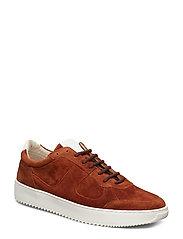 Bolt Oxford Shoe Suede - TAN