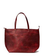 Reflection zip bag - BORDEAUX