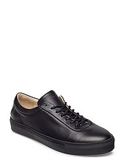 Spartacus Oxford Shoe - BLACK