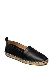 Pilgrim Loafer - BLACK