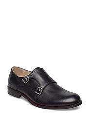 Alias Classic Monk Shoe - BLACK