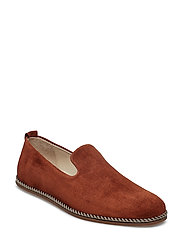 Evo Loafer Suede - TAN
