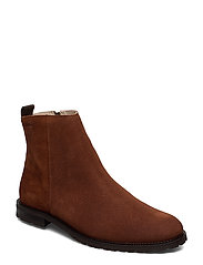 Alias City Hiker Suede Ankle Boot - TAN