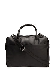 Explorer laptop bag single - BLACK