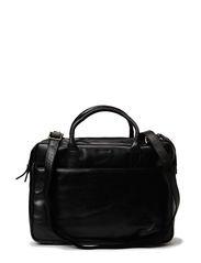 Explorer laptop bag double - BLACK