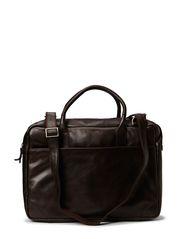 Explorer laptop bag double - BROWN