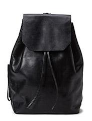 Bucket Backpack - BLACK