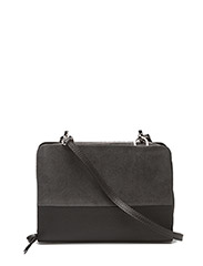 GALAX EVE BAG SUEDE - ANTHRACITE