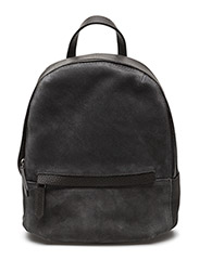 ENCORE BACKPACK PETITE SUEDE - ANTHRACITE