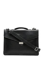 New Conductor Laptop Bag - BLACK