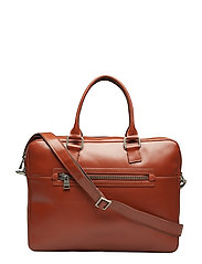 Courage Day Bag - COGNAC