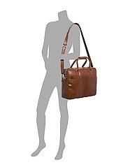 Royal RepubliQ - Nano Day Bag - briefcases - cognac - 4