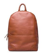 Explorer Backpack - COGNAC