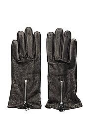 Seeker Touch Gloves - BLACK
