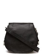 Avenue Evening Bag - BLACK