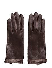 Ground Pony Glove Women - WINE
