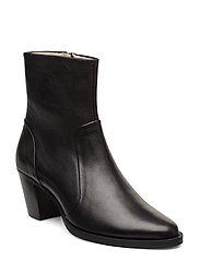 Avenue Zip Boot - BLACK