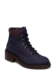 District Hiker Oxford Midcut - NAVY