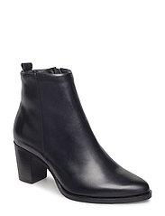 Stellar Zip Boot - BLACK