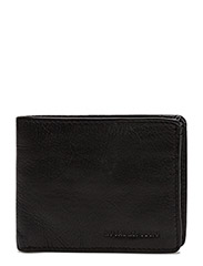 Wayne Wallet BRN - BLACK