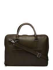 Omega Laptop Bag - HIKING GREEN