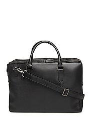 Omega Laptop Bag Double - BLACK
