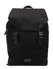 Fjord Backpack - BLACK