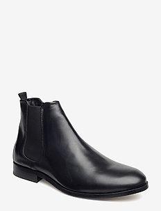 Cast Classic Derby shoe - chelsea boots - black