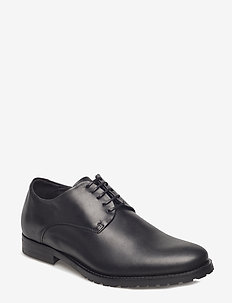 Nano Derby Shoe - nauhakengät - black