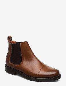 Nano Chelsea - chelsea boots - tan