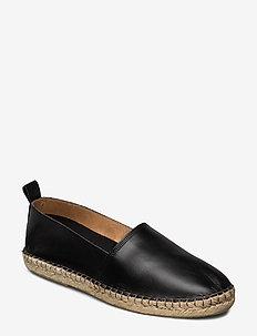 Pilgrim Loafer - espadrilles - black