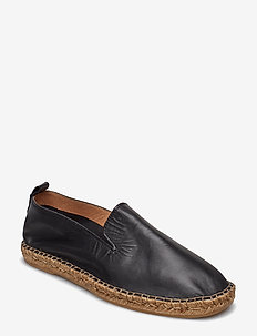 Wayfarer Loafer - BLACK