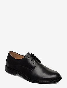 Alias Classic Derby Shoe - snøresko - black