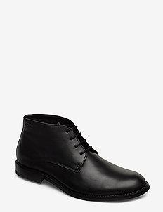 Alias Classic Midcut - laced shoes - black