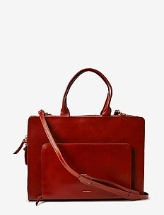 Galax Day bag - laptop-tassen - cognac