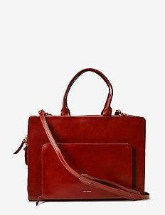 Galax Day bag - laptop-väskor - cognac