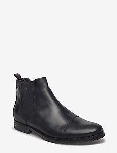 NANO CHELSEA - chelsea boots - black