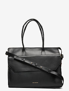 EMPRESS DAY BAG - handtassen - blk