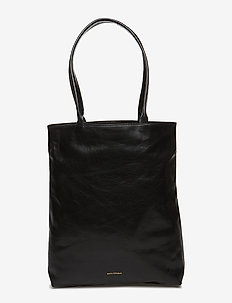 ESSENTIAL TOTE - shoppers - black