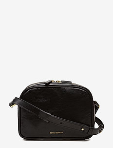 ESSENTIAL EVE BAG - schoudertassen - black