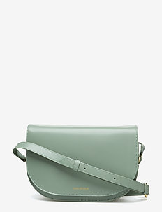 RAF CURVE HANDBAG - schoudertassen - cambridge blue
