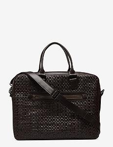 League Day Bag - computertasker - brown