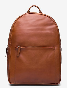 Focus Backpack - reput - cognac