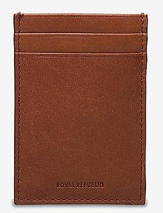 Dynamo Cardholder - cardholder - cognac